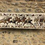 Billede af Bayeux Tæppe-museet