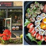 Bilde fra Vi Sushi & Wok