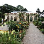 Orangery and gardens
