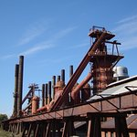 Bilde fra Sloss Furnaces National Historic Landmark