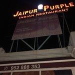Jaipur Purple