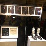 Lots of MJ memorabilia to look at