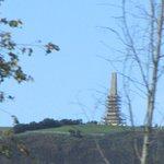 Knockagh Monument resmi