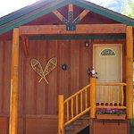 Summit Lake Lodge รูปภาพ