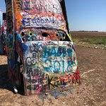 Фотография Cadillac Ranch