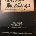Foto de Santiago's Bodega
