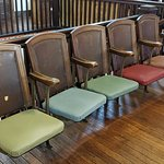 A. Schwab - old movie theater seats