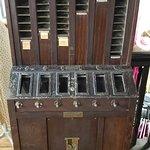 A. Schwab - cigarette machine