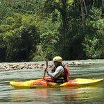 Pejiballe river, segundo día de clases