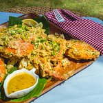 Farm to Table Seafood Dishes