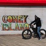 ภาพถ่ายของ NYC Adventure eBike Tours