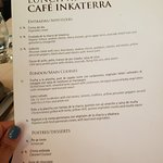 Foto de Café Inkaterra