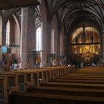St. Bridget's Church (Kosciol sw. Brygidy) Foto