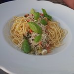 Smaakvolle pasta