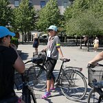Join us on a bike tour!