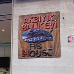 Foto de Akbiyik fish & meat house