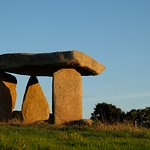 Sunset at the Quoit