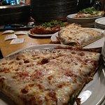 Big slice of pizza