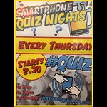 Quiz every Thursday night. Last Thursday of every month is a themed quiz.