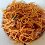Spaghetii ze świeżymi pomidorami