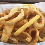 delicious, generous, tasty and sweet. best whiting in all the Bay!
