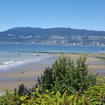 English Bay and beach