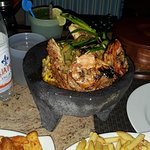 This was impressive, I can't remember the name of it but it was like an incredible mixed grill