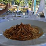 Spaghetto ai Moscioli