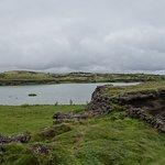 Photo of Lake Myvatn
