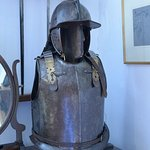 Civil War Armour (modern reproduction)