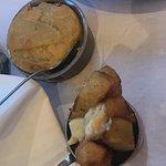 Garlic potato disappointing