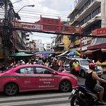Bild från Chinatown - Bangkok