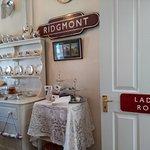 Ridgmont Station Tea Rooms