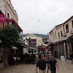 Entering the Old Bazaar