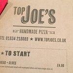 Foto di Top Joes