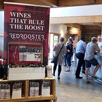 Foto van Red Rooster Winery