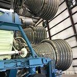 Bild från Space Center Houston