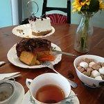 Foto de The Hidden Lane Tearoom