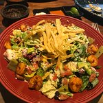 Shrimp Chopped Salad