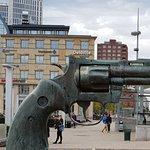 Фотография The Knotted Gun