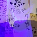 Photo of Bounty