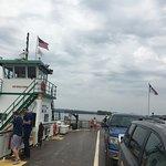 ภาพถ่ายของ Cassville Car Ferry