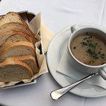 Photo de Restaurant Hotel Alpinum Jezero