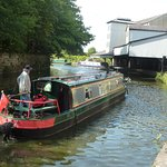 Bilde fra Leeds and Liverpool Canal