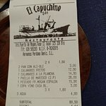 Photo of Restaurante El Capuchino 501