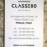 Photo of Classe80