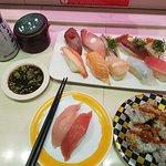 Photo de Genki Sushi, Shibuya