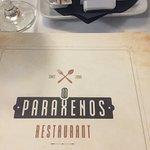 Foto O Paraxenos