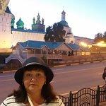 """Ресторан """"Русский Дворик"""" напротив Лавры,где можно отлично отдохнуть и покушать!"""