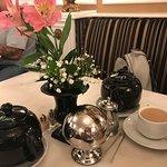 our individual tea pots